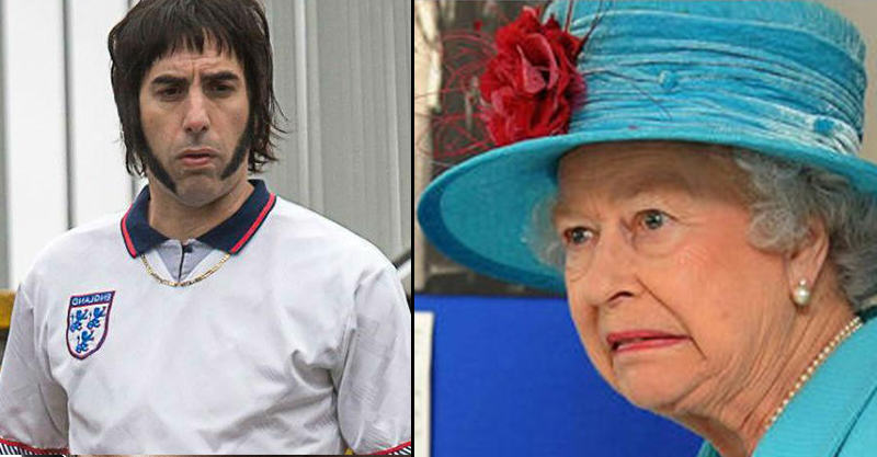 The Queen Gets HIV In Sacha Baron Cohens New Film Grimsby 145