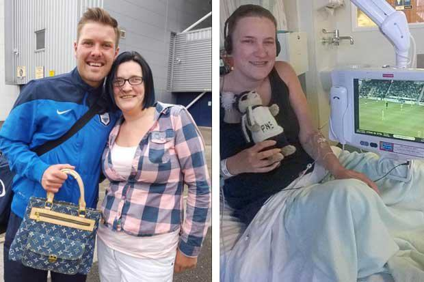 21 Football Fan Lied About Terminal Cancer To Trick Players Into Meeting Her