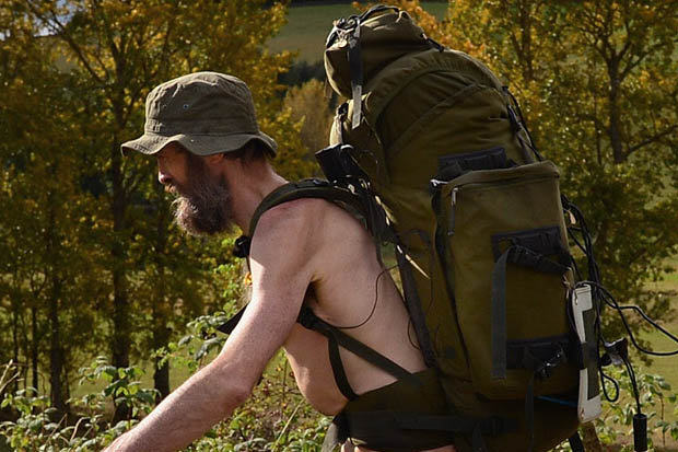 29 The Naked Rambler Loses Appeal After Appearing Before The Judge Completely Naked