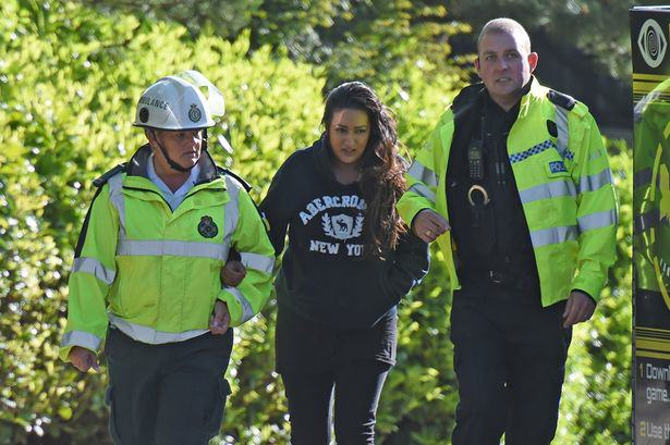 Alton Towers Smiler Alton Towers Could Take Smiler Down For Good After Accident