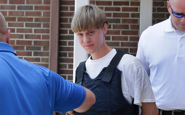 Charleston shootin 3346651b South Carolina Governor Calls For Death Penalty For Dylann Roof
