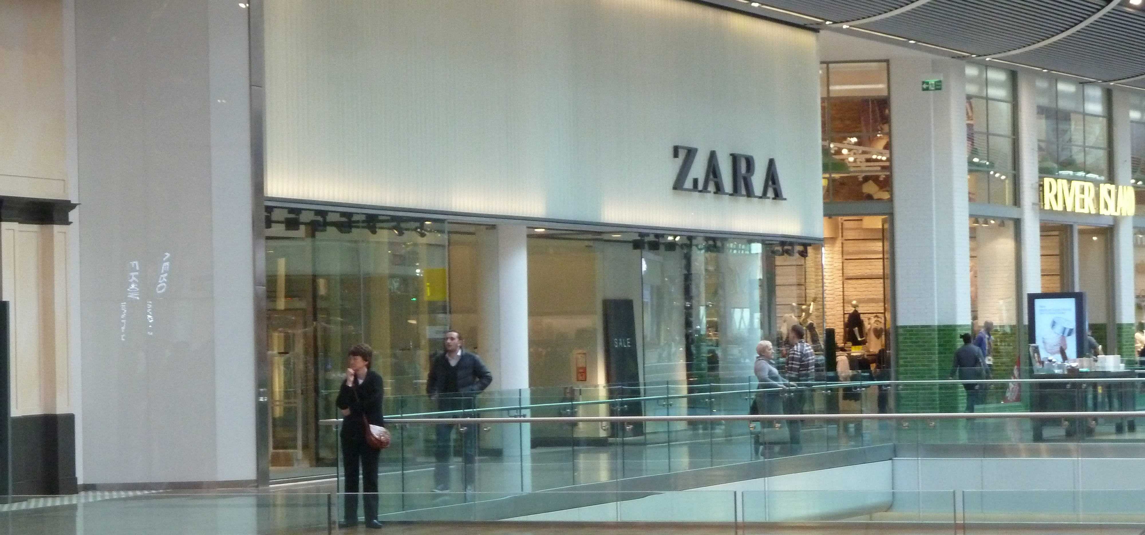 Zara Westfield Stratford City The Owner of Zara, Is Now Richer Than Warren Buffett