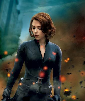 black widow1111 Avengers Are Finally Making Some Black Widow Merchandise
