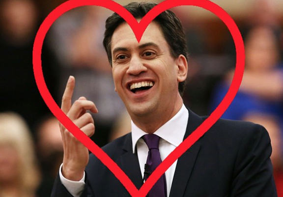 Ed Miliband Meets Founder Of Milifandom, Has Lunch With Her edm web