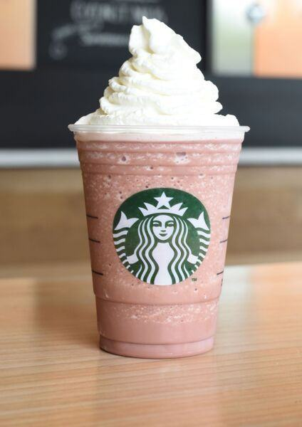 ee7 Starbucks Are Introducing SIX New Frappuccino Flavours For Their Anniversary