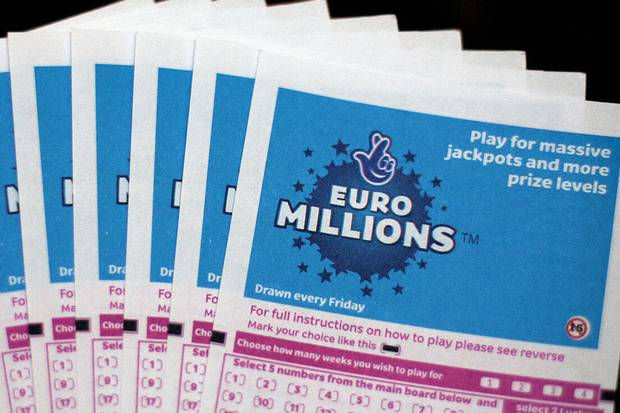 euromillions Someone Just Won £93 Million In The EuroMillions, But Havent Claimed It