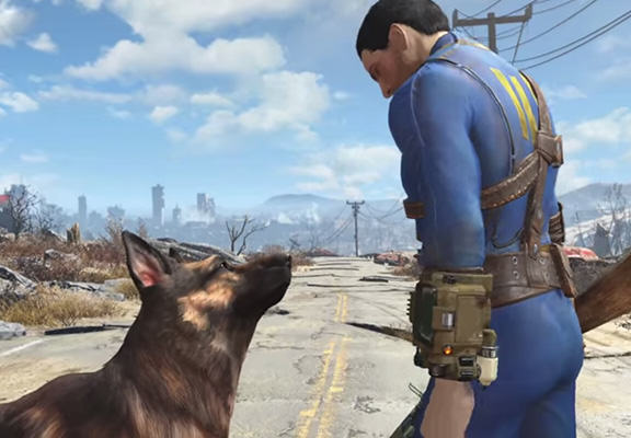 fallout 4 WEB The Fallout 4 Trailer Has Been Released And It Looks Incredible