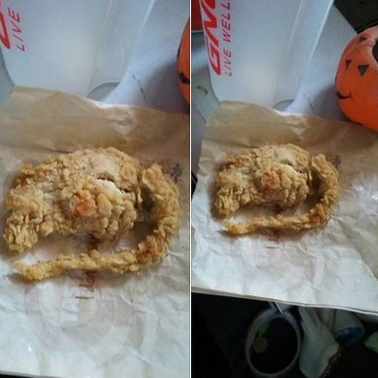 fried rat It Turns Out KFC Were Trolled HARD Yesterday