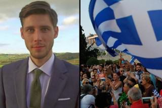 This Lad Wants To Crowdfund €1.6 Billion To Bail Out Greece