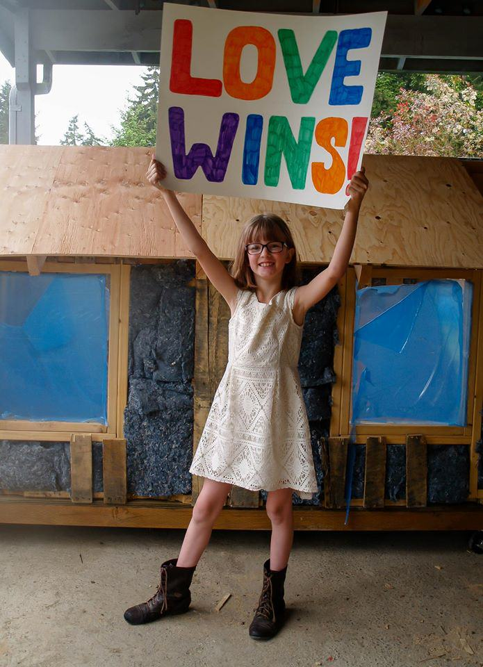 hailey homeless 7 Inspirational 9 Year Old Girl Is Building Shelters For The Homeless