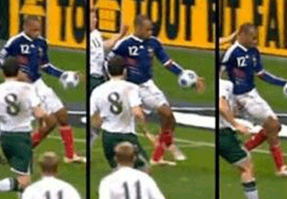 henry web FIFA DID Pay The FAI After That Thierry Henry Handball