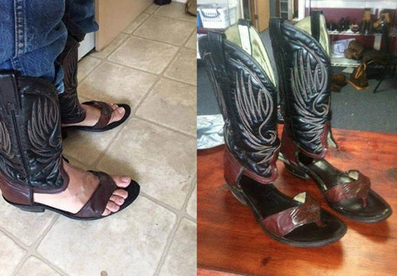 imgur web These Cowboy Boots Show Texans Have Totally Lost Their Minds