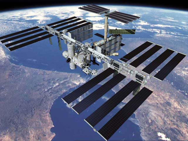 iss future NASA Cut ISS Live Feed When It Shows UFOs Leaving Earth, Apparently