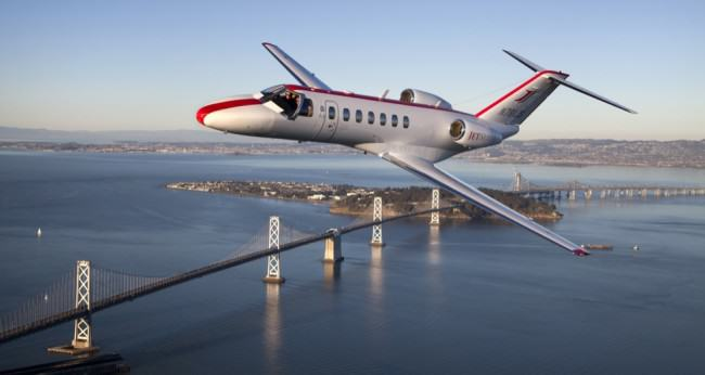jetsuite Private Jet Company Offering $4 Flights on July 4th