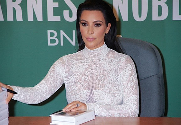 kardashian book WEB Kim Kardashian Is Going To Give A Talk On The Objectification Of Women