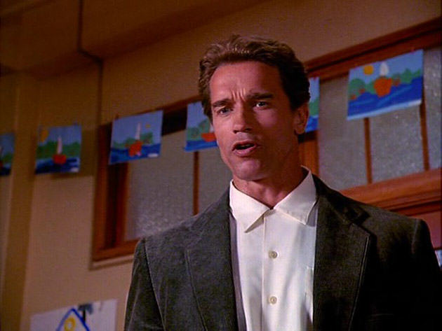 Kindergarten Cop Is Being Remade But Without Arnold Schwarzenegger, Gutted kg2
