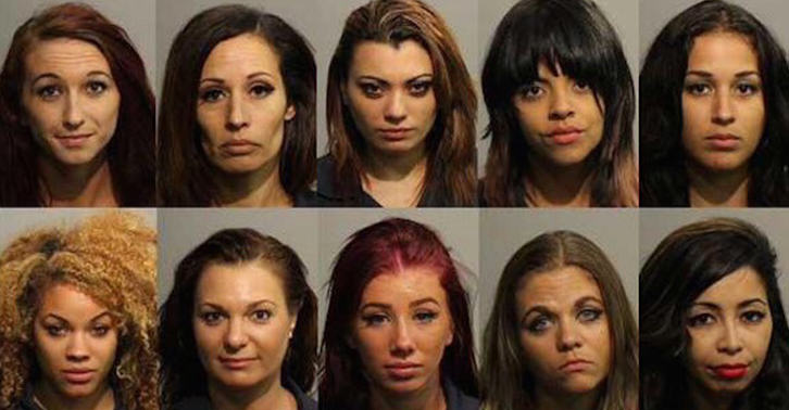Strippers Get Arrested For Giving Lap Dances, Yes, Lap Dances ld fb