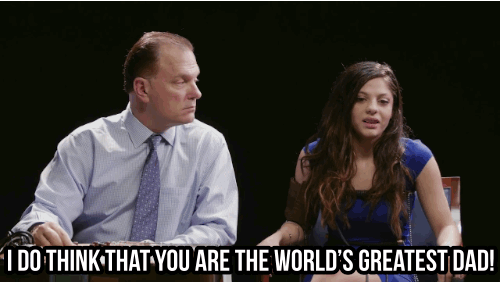 lied gif Kids Get Hooked Up To Lie Detector Test By Dads, Guess How It Ends