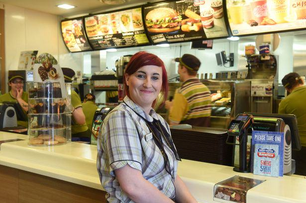 Woman Finally Lands Job In McDonalds After 1,200 Applications And Three Years Of Trying mcc1
