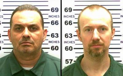 prisoner escape 1 Two Murderers Use Power Tools To Escape Prison And Leave Behind Note For Guards