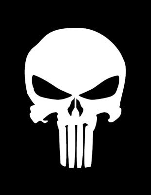 punisher1 Biker Gang Come To Aid Of Bullied Five Year Old Kid With Special Needs