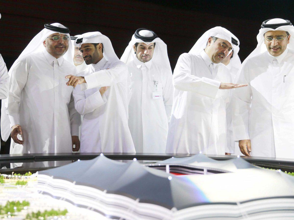 qatar workers 2 Qatar Releases Official Statement About World Cup Workers, Claim Nobody Has Died