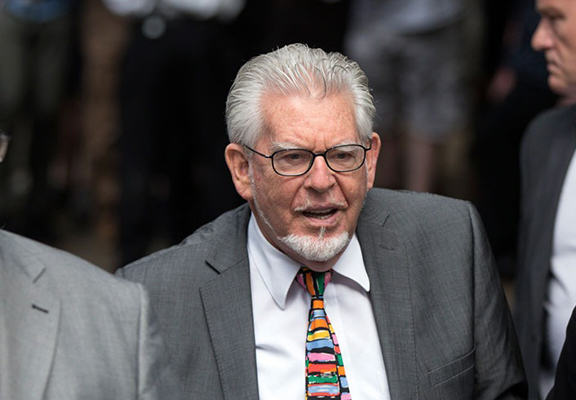 rolf web Rolf Harris Has Written A Song About His Victims In Prison