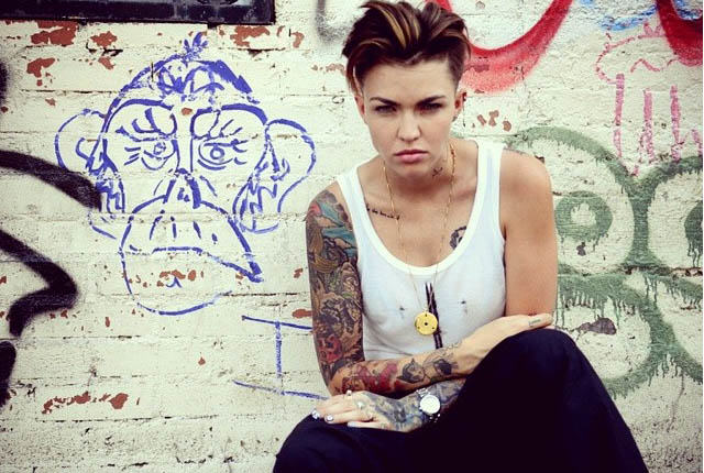 ruby Rose feature The New Girl In Orange Is The New Black Has Got Everyone Talking