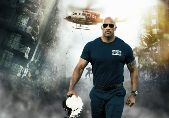 san andreas WEB San Andreas Was Garbage Apparently, But SMASHED The Box Office