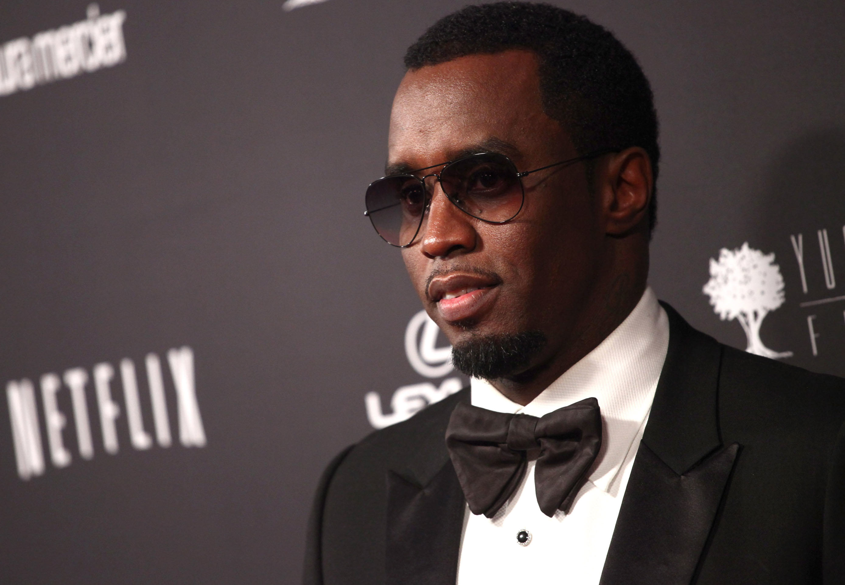 sean combs P Diddy Arrested For Assault With Deadly Weapon