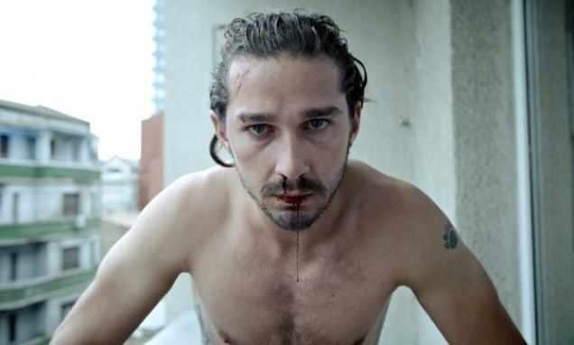 shia1 Shia LaBeouf Hospitalised After Head Injury As Stunt Goes Wrong