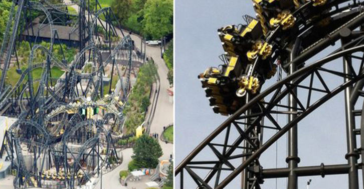 smiler fb Alton Towers Could Take Smiler Down For Good After Accident