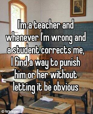 Teachers Confess Shocking Thoughts About Their Pupils teacher confession 2
