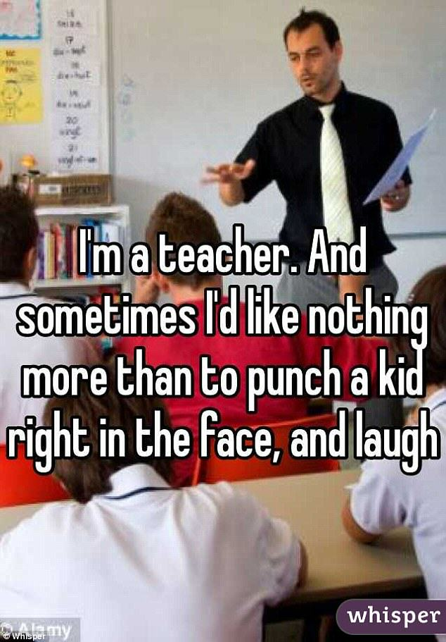 Teachers Confess Shocking Thoughts About Their Pupils teacher confession 7