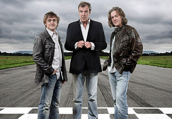 top gear trio WEB1 Hammond And May To Refuse Top Gear Return And Launch New Show With Clarkson