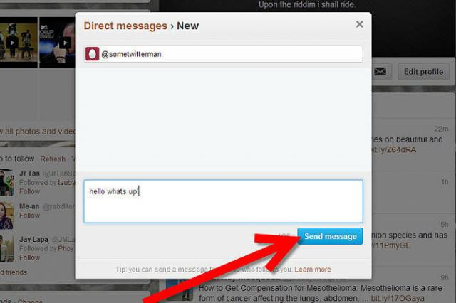 Twitter Set To Remove 140 Character Limit On Direct Messages twda2 640x426