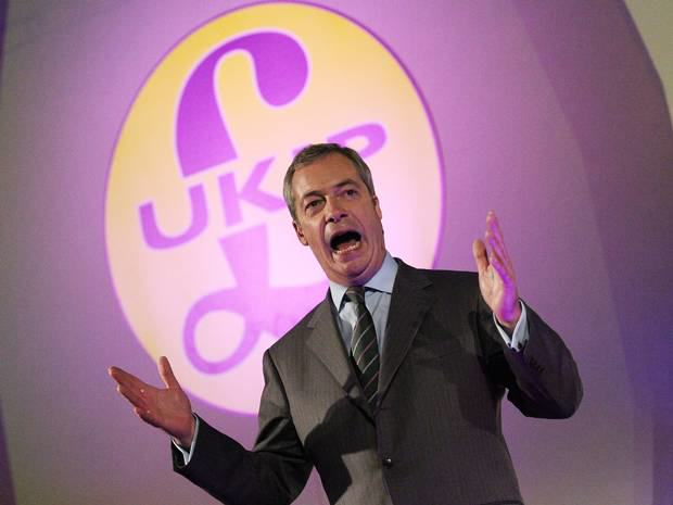 ukip gay 1 Nigel Farage And UKIP Banned From London Gay Pride March