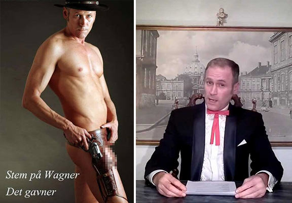 wagner WEB Danish Politician Poses Nude For Ballsy Election Campaign