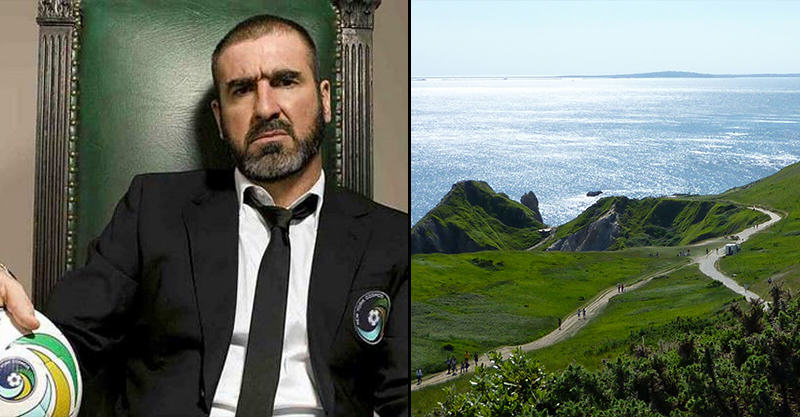 Football Legend Eric Cantona Is Going To Swim The English Channel 1100