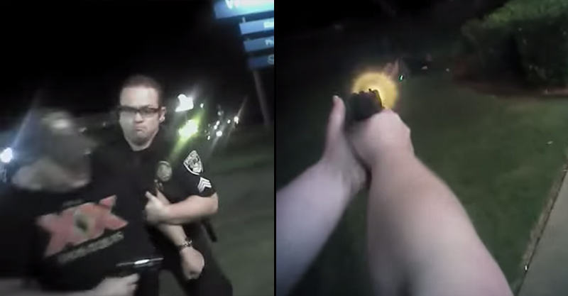 114 Shocking Bodycam Footage Shows Police Shoot Man Dead