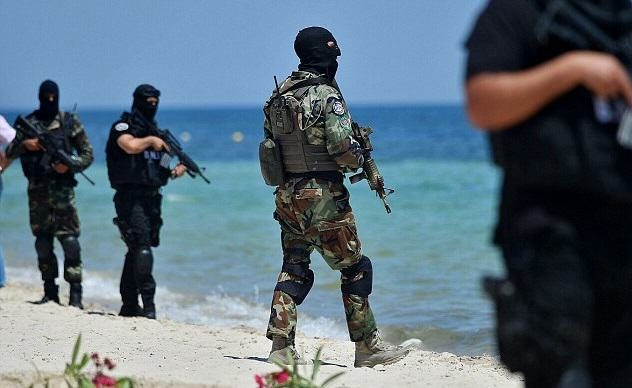 158 A Second Tunisian Attack Is Foiled As 5 Suspected Terrorists Are Killed In Firefight