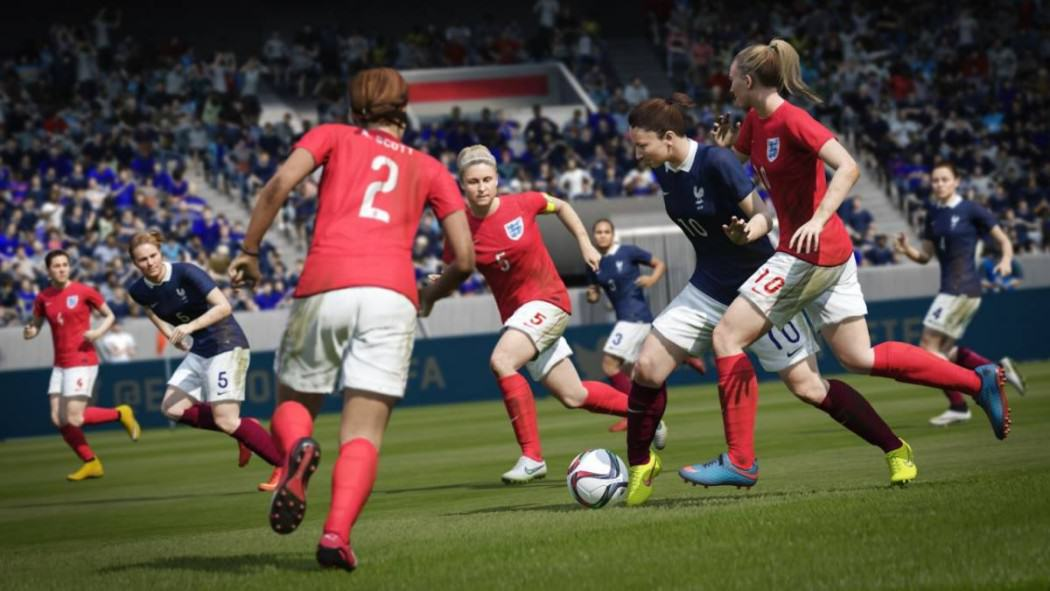 The Truth About The Womens Stats On FIFA 16 190
