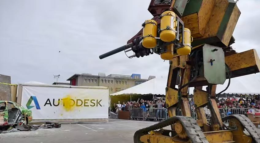 212 America Challenged Japan To A Giant Robot Fight   Japan Has Accepted