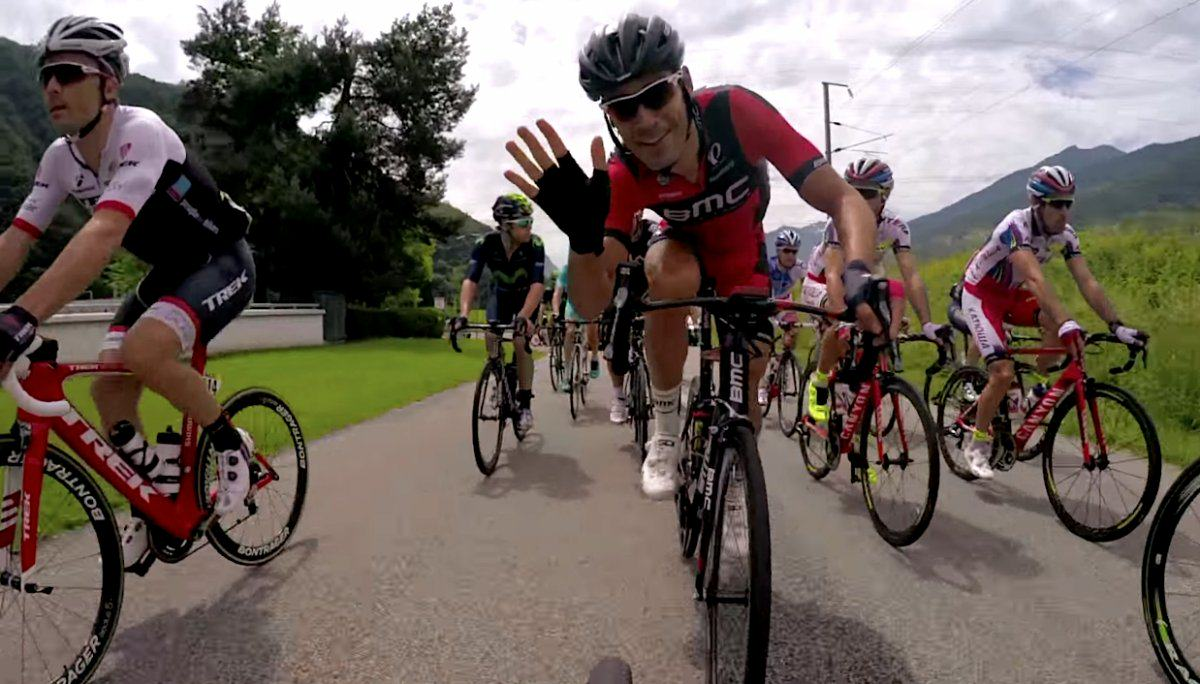 32 GoPro Cameras Fitted To Bikes Will Change The Way We See The Tour de France
