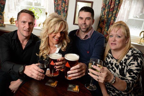 42 This American Couple Fly 8,000 Miles For A Pint In A Birmingham Pub Every Six Weeks   But Why?