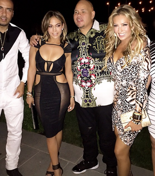 55b613a3ce439 Jennifer Lopez Looked Half Her Age At Her 46th Birthday Party