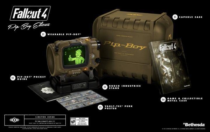 55b741747a1ca Bethesda Literally Cant Make Any More Pip Boy Editions Of Fallout 4