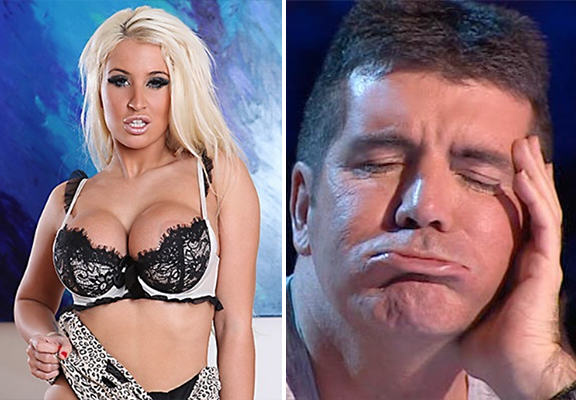 Girl Booted From X Factor Claims Bosses Found Her Porn Films 55b7663d84fea