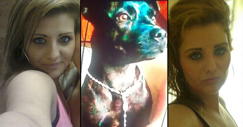 This Girl Strangled A Dog To Death With A Lead And Got 4 Months Inside 55b8e48471e47