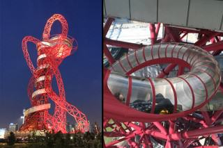 World's Biggest Helter-Skelter Is Coming To London's Orbit Tower